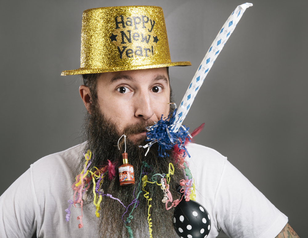 MANUARY: New Years Eve Beard