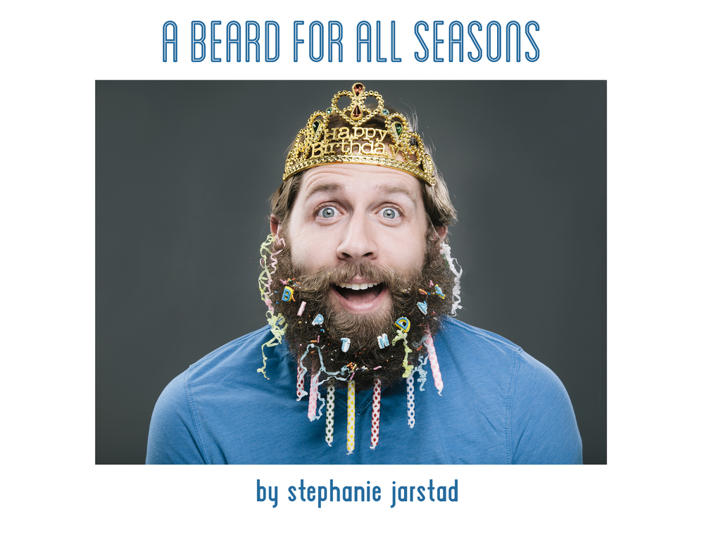 Calendar Cover: Birthday Beard
