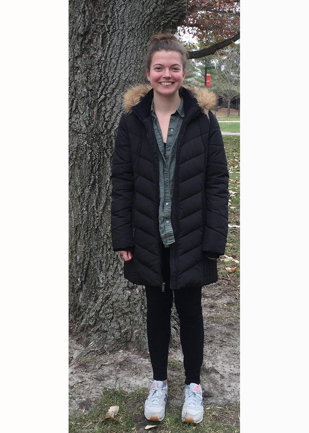 Meghan Rumel - Undergraduate in Sociology