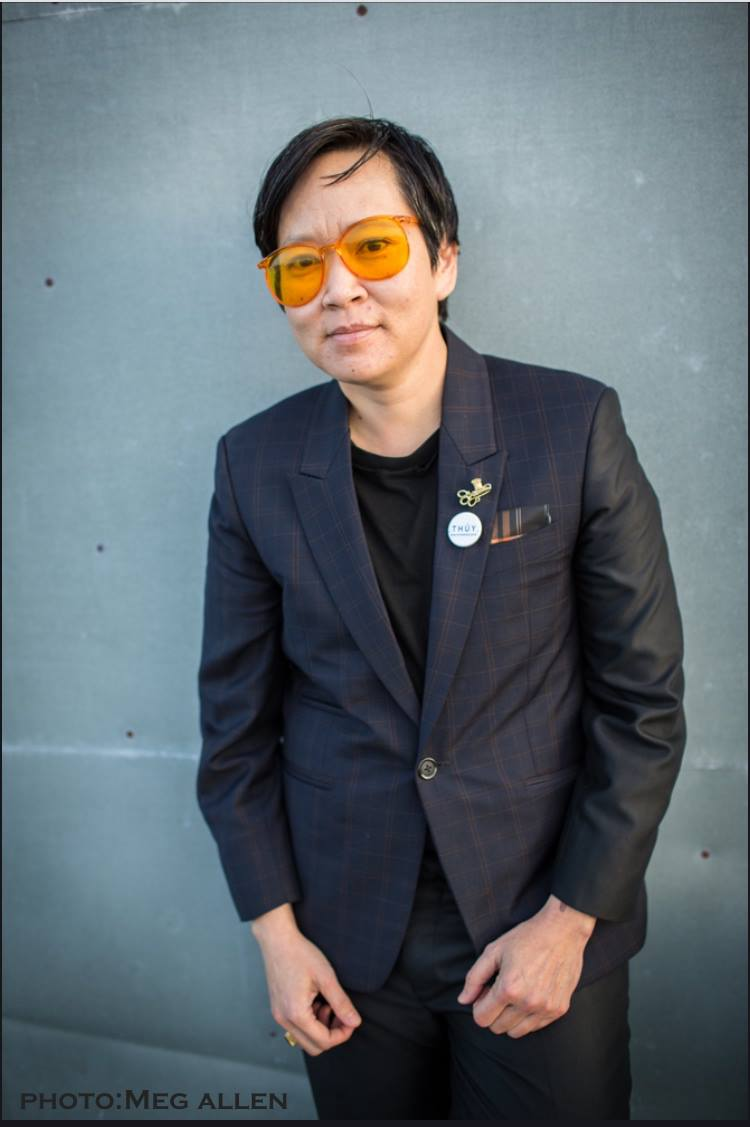 Thúy H. Nguyen, Thúy Custom Clothier