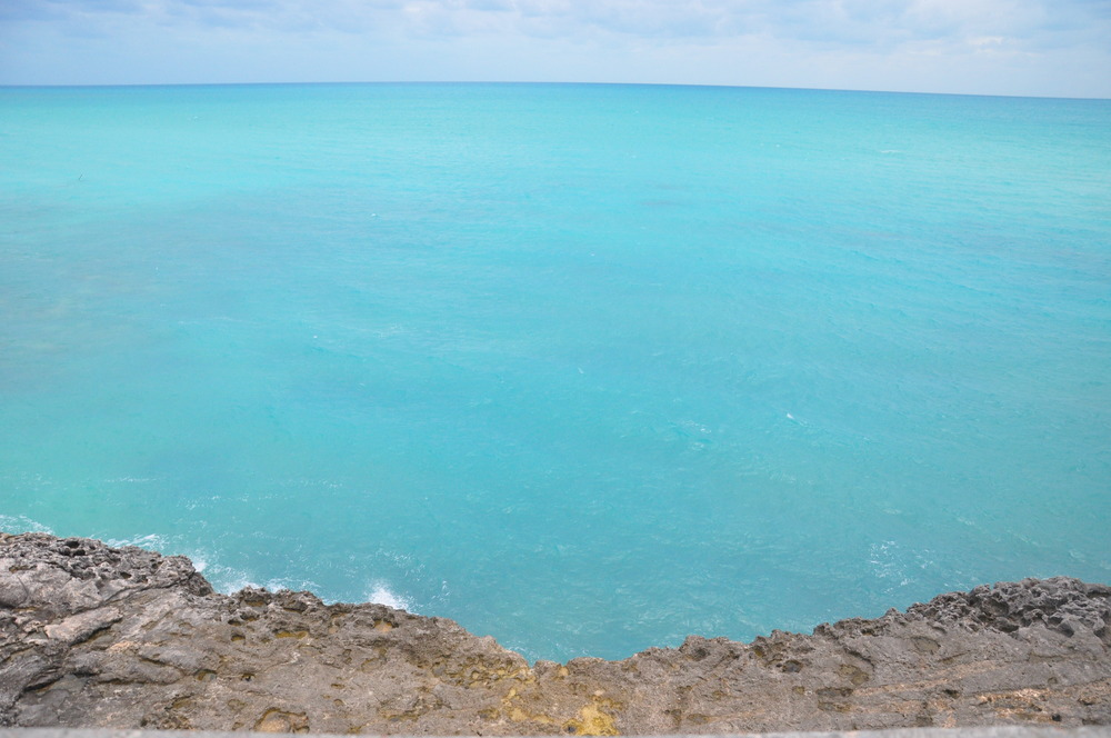 The Caribbean - Calm and Turquoise