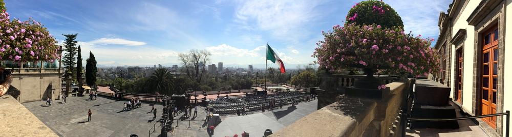 Mexico City - Castillo de Chapultepec