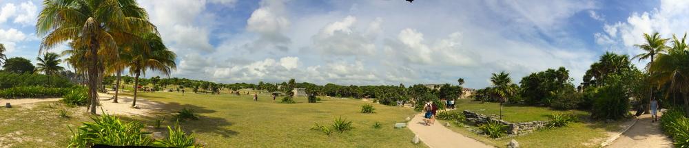 Tulum - Tulum Ruins