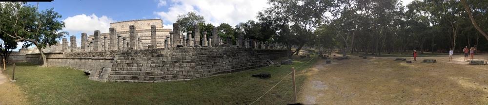 Chicen Itzà Ruins