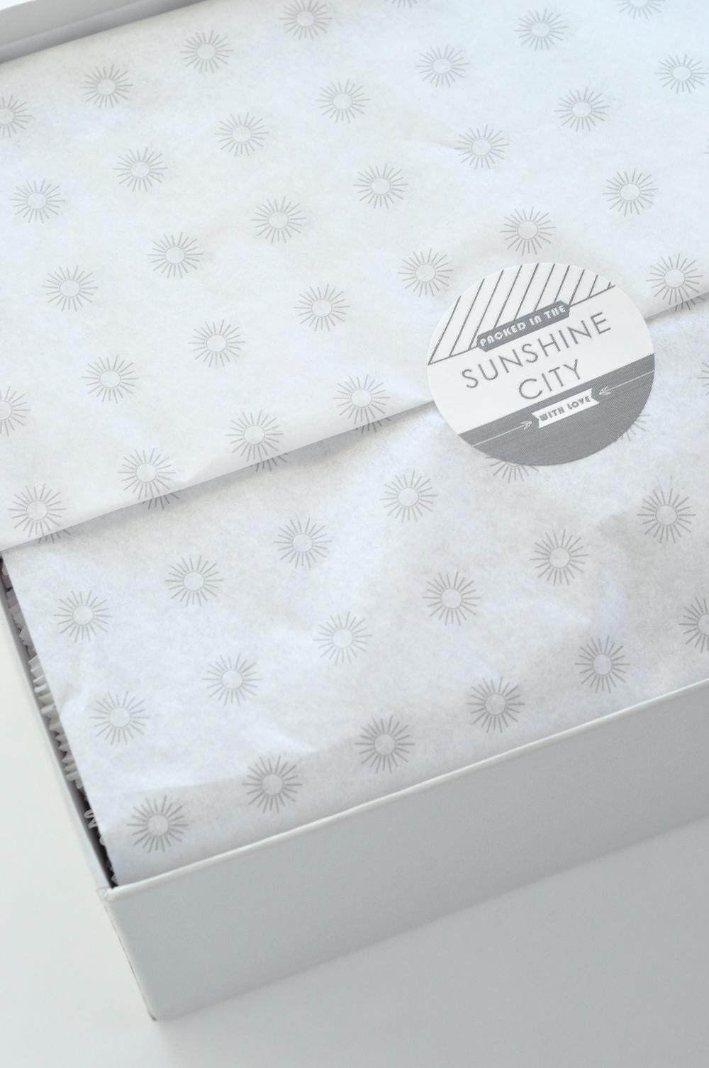 SUNNYDAY MERCANTILE BOX
