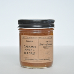 URBAN CANNING CARMEL APPLE + SEA SALT JAM