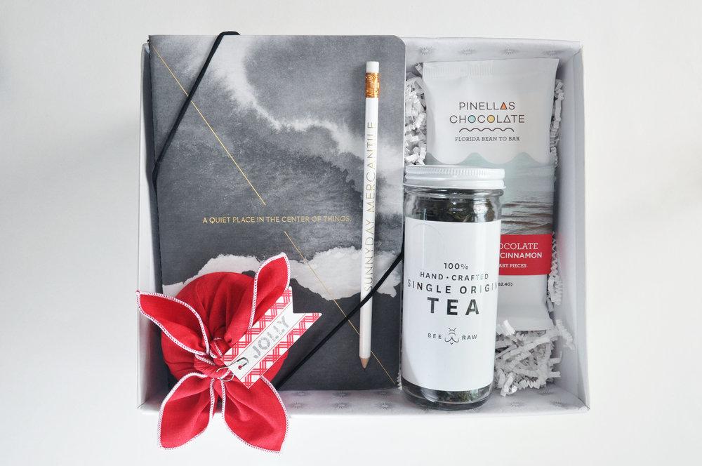 Silent Night Gift Box