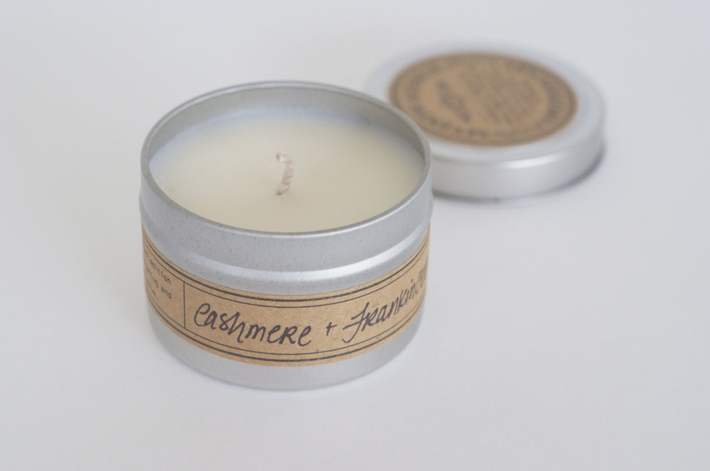 Seventh Avenue Soy Candle