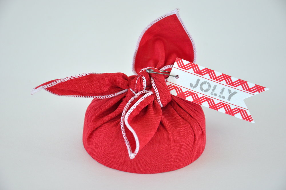 Mersea Jolly Wrapped Soap