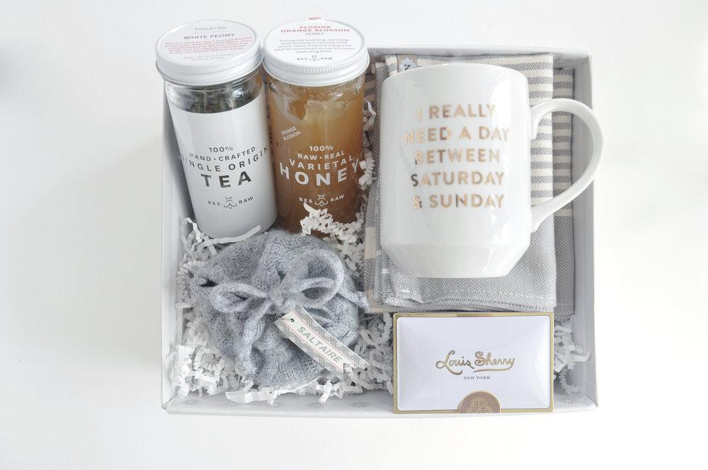 Snow Day Gift Box