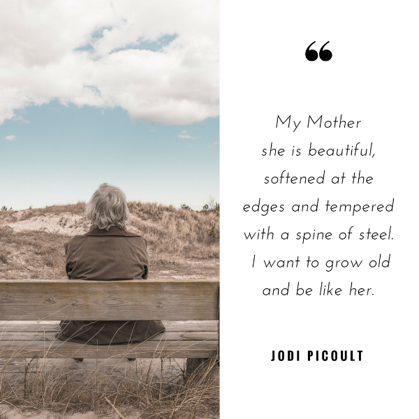 MOTHERS DAY QUOTE JODI PICOULT