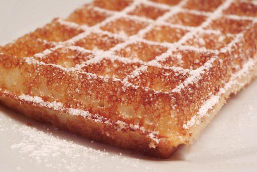 Brussels Breakfast Waffle