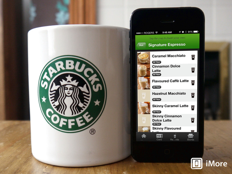 Get the Starbucks Android App