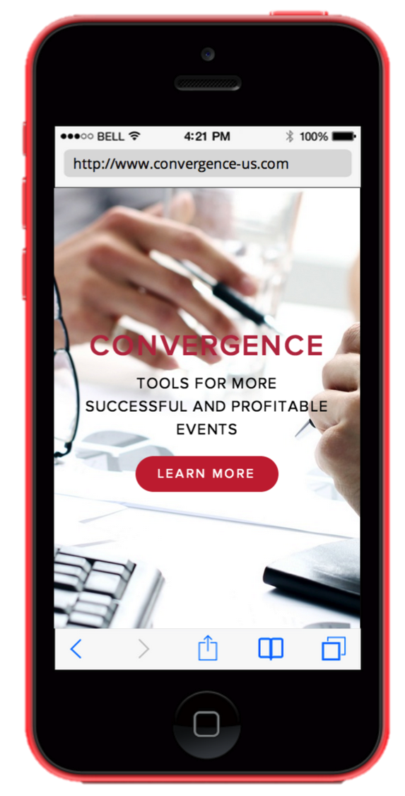 Try Covergence Mobile