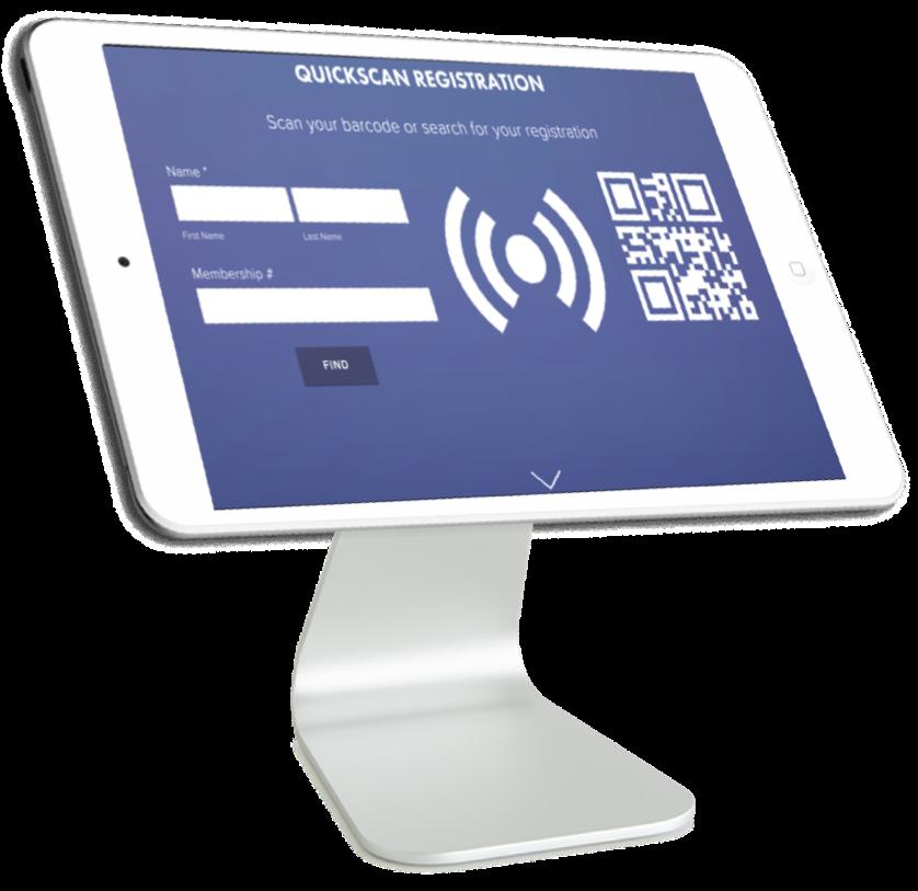 Convergence QuickScan Registration