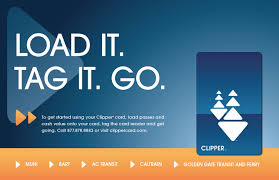 San Francisco Bay Area Clipper Card