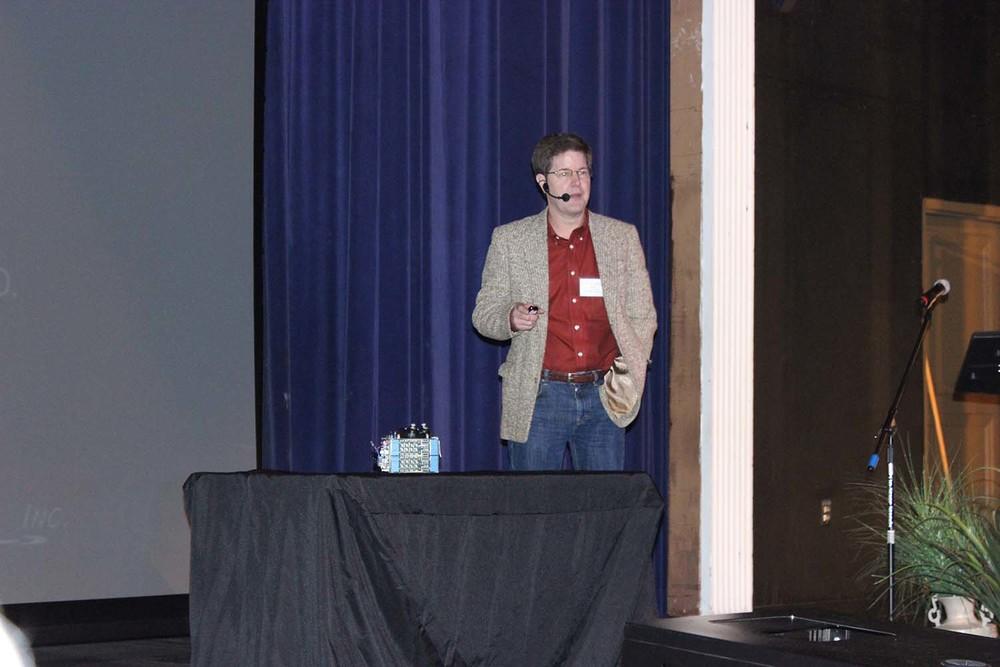 Dr. Eric Corbin