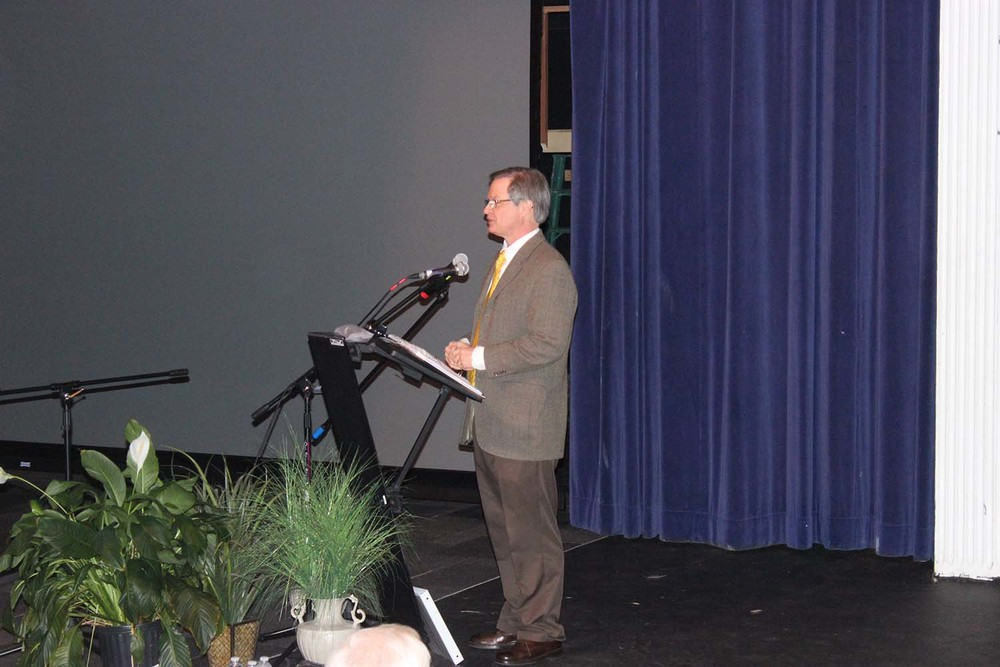 Dr. Chris McKinney