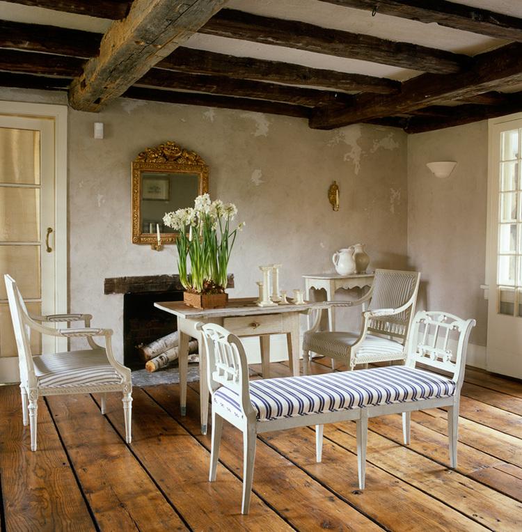 Country Interiors — Swedish Reproduction Furniture, Swedish ...
