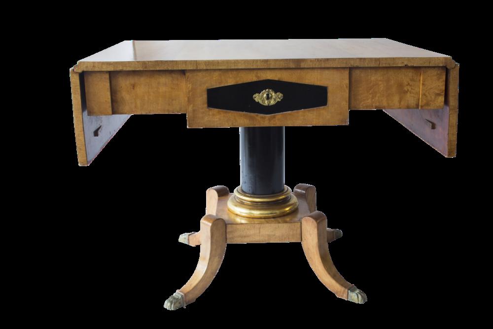 Early 19th C. Swedish Biedermeier Table