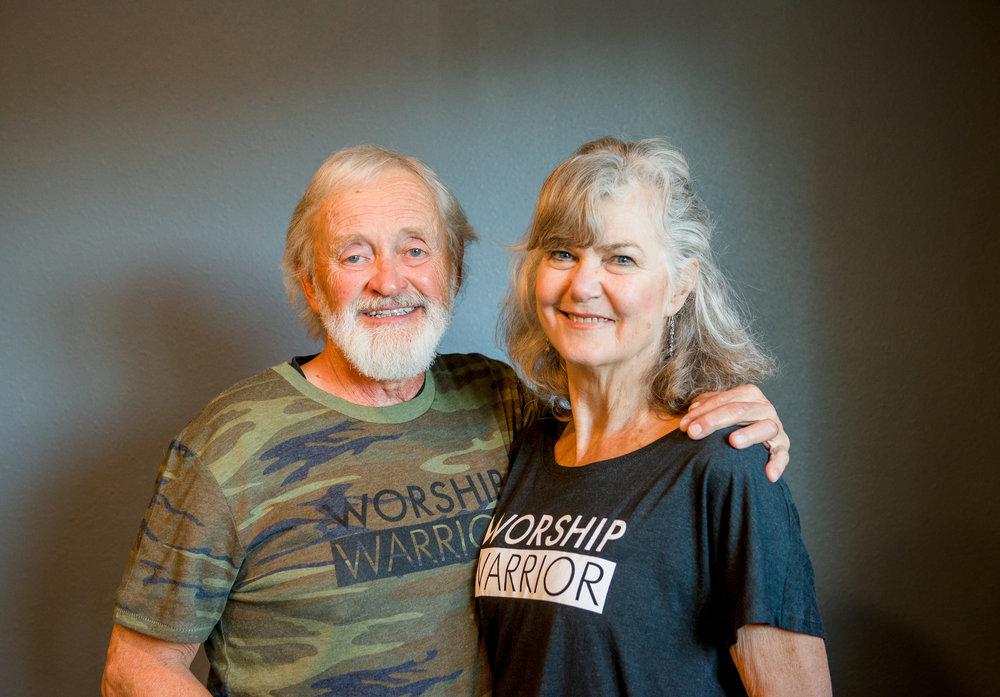 Chris & Rhonda Bupp