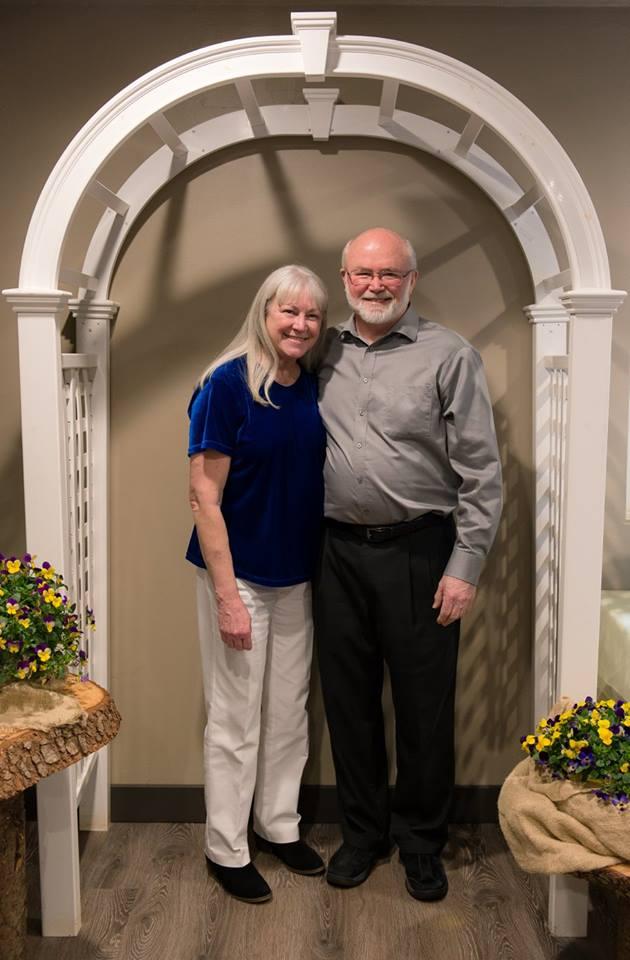 Karen & Sandy Vandagriff