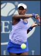 Asia Muhammed  WTA Touring Professional
