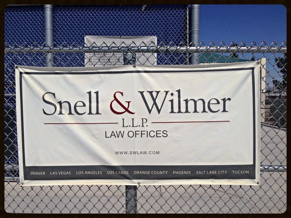 Snell & Wilmer's Lorenzi Banner