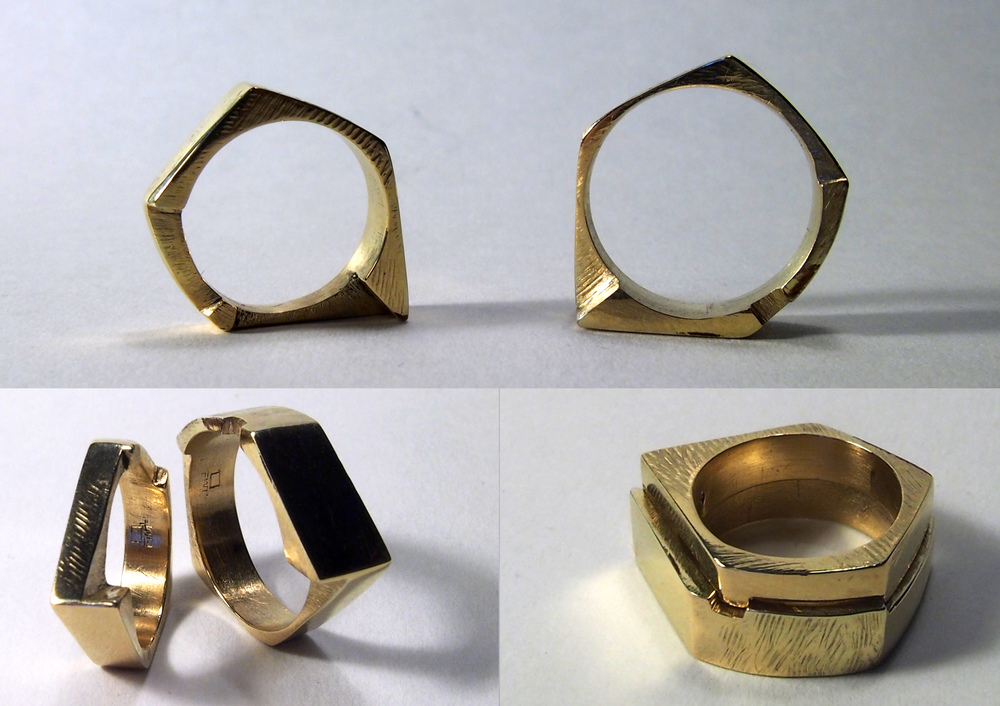 DGM wedding rings - forms