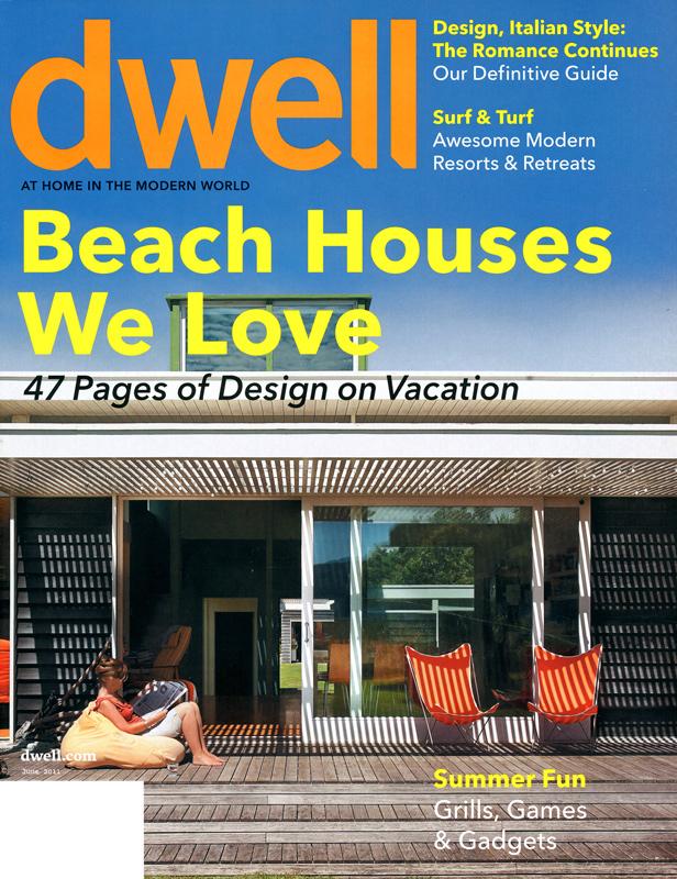 Dwell, June 2011