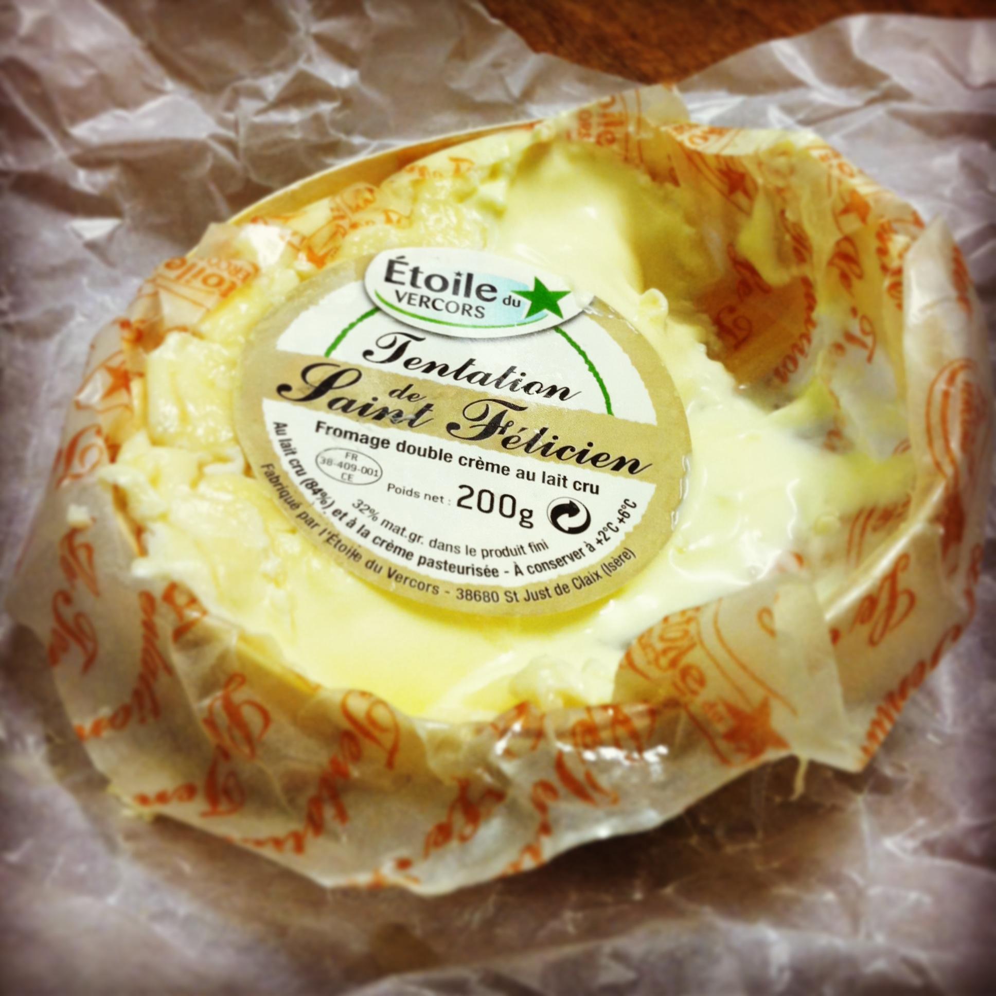 creamy orange liquid camembert