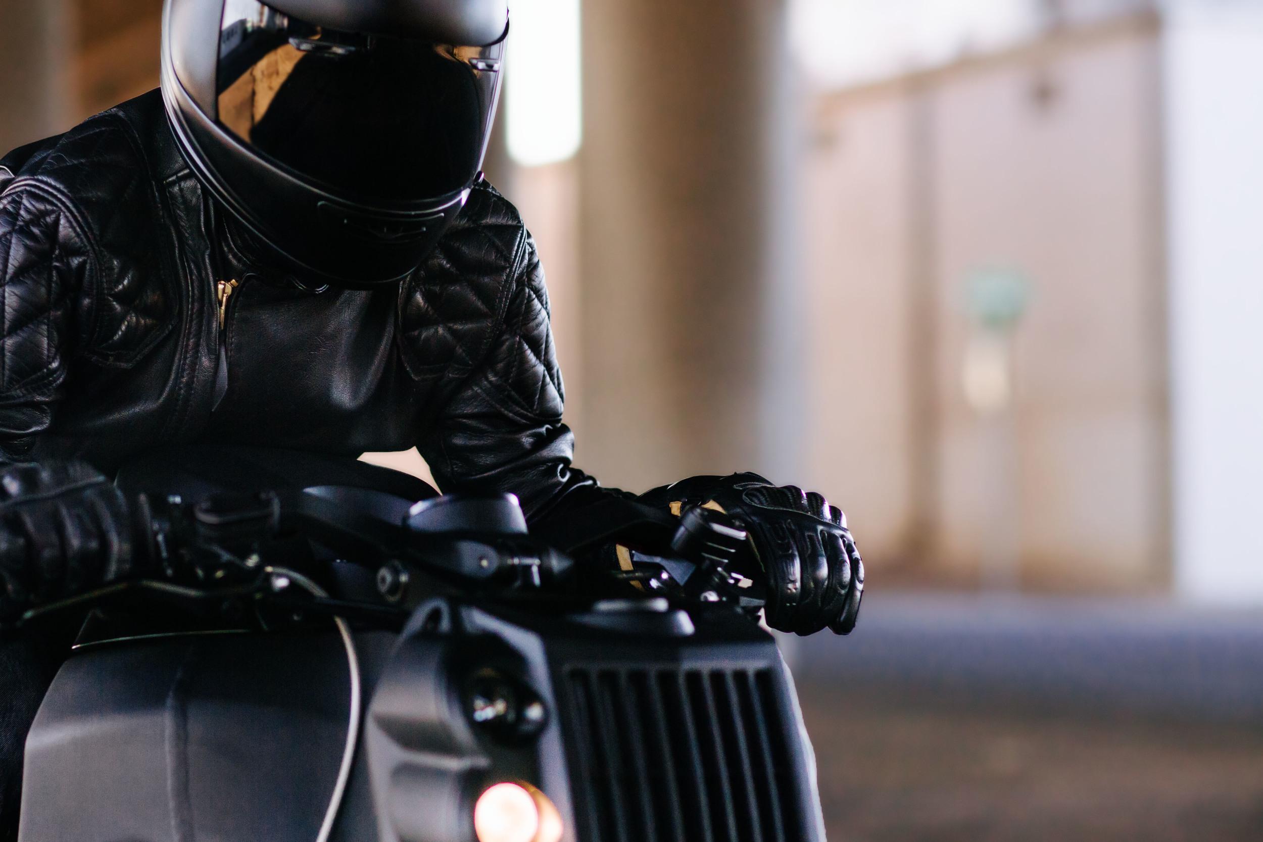 Tech Specs Ronin Motorworks Custom Waterproof Bike Wiring Harness 003