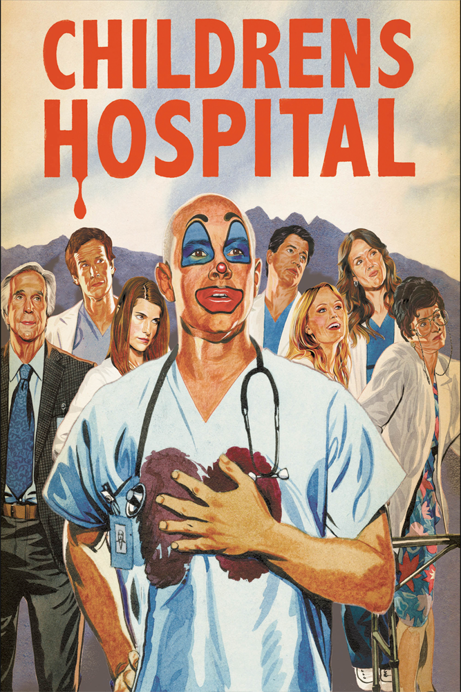 Children's Hospital - Warner Bros. D. P. - Marco Fargnoli