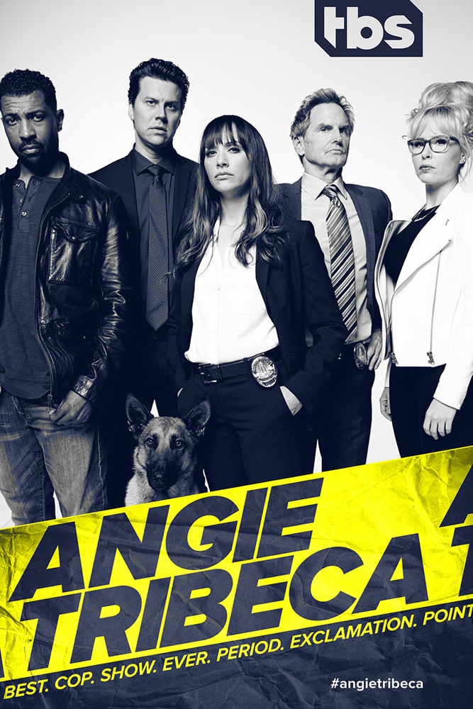 Angie Tribeca - TBS D.P. - Tom Magill