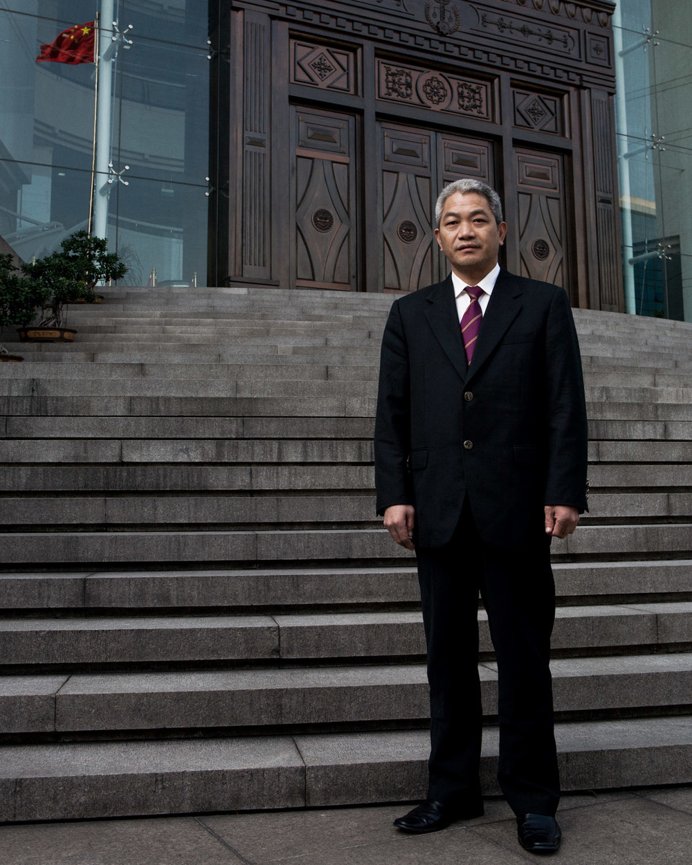 Judge Zhou Gencai
