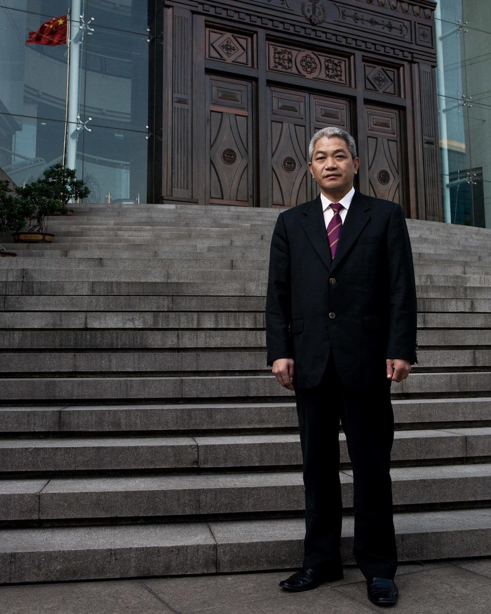 Judge Zhou Gencai