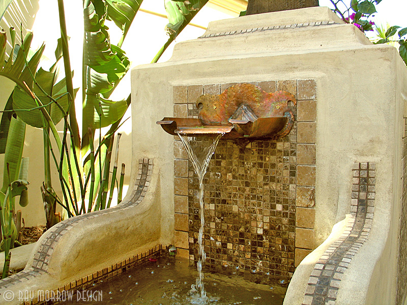 stucco-tile-fountain-with-custom-copper-spillway-nguyen-crystal-cove-newport-beach.jpg