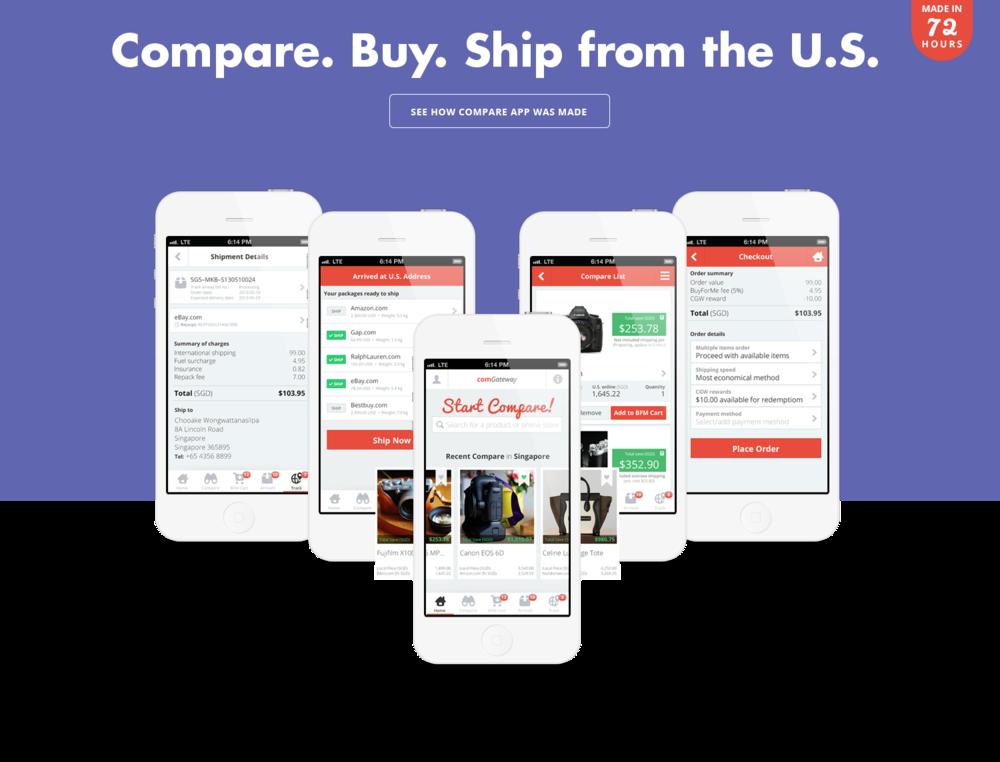 comPare App