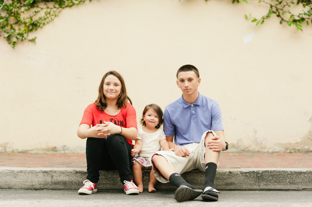 Caitlyn, Jordan, Austin