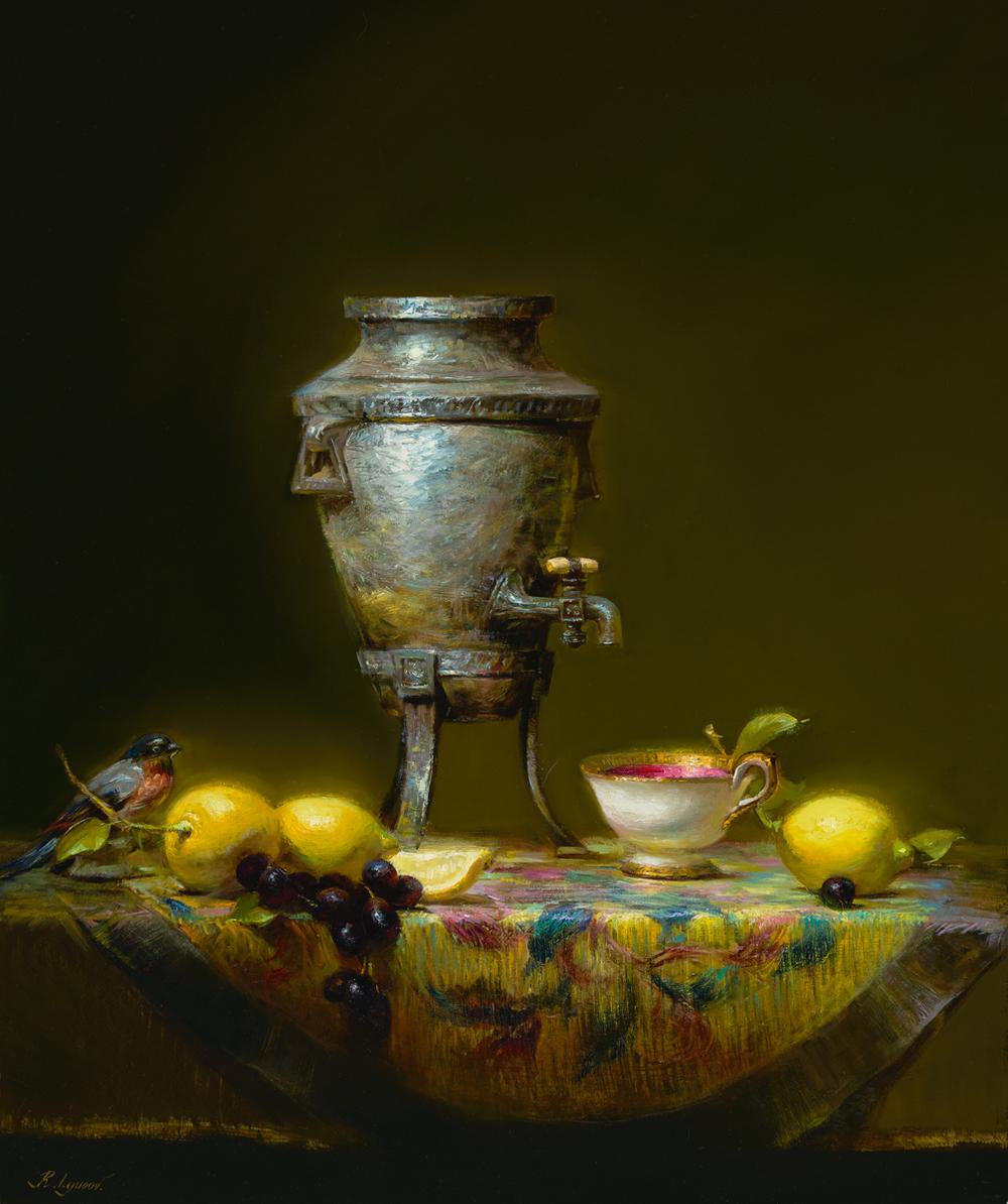 Tea Time (24x20)