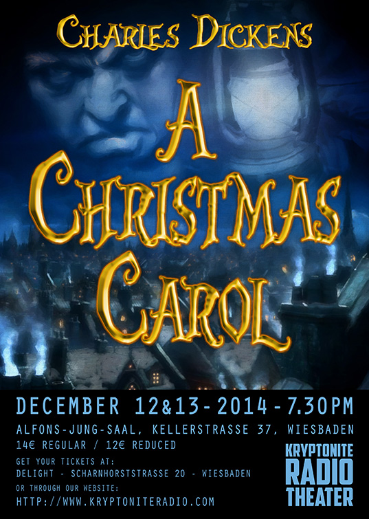 A Christmas Carol - 2014