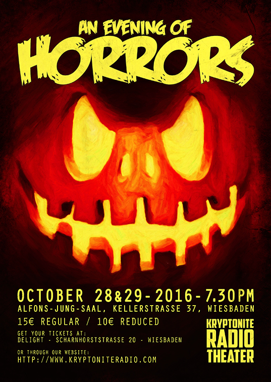 An Evening of Horrors