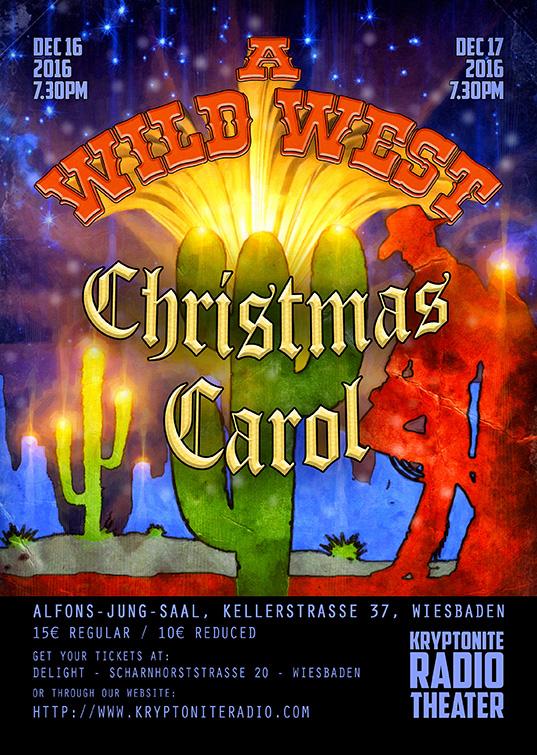 A Wild West Christmas Carol