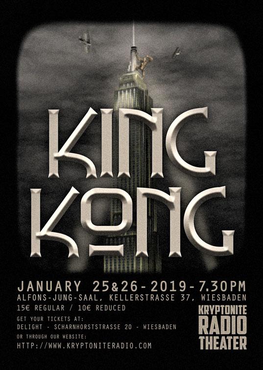 King Kong - 2019