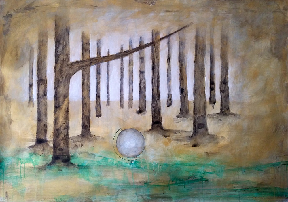Bosques III- 2016 - oil on paper- cm70x100.jpg