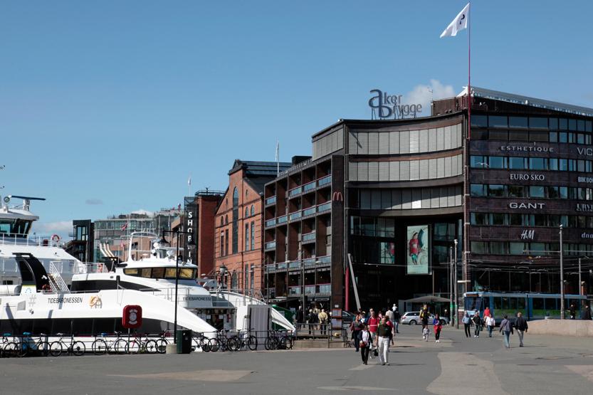 Quai d'Aker Brygge