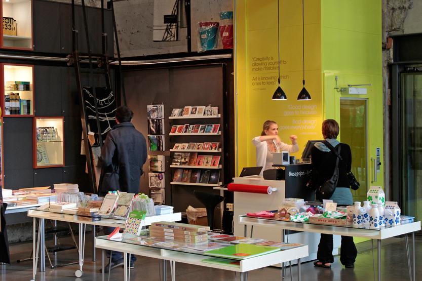 Centre du Design et d'Architecture (DogA), Hausmannsgate