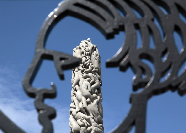 Vigeland / Frogner Sculpture Park, Frognerparken