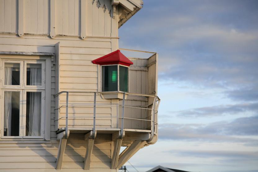 Dyna Lighthouse & fog bell (Dyna Fyr), Oslofjord