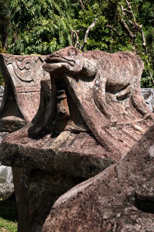 Cimetière Warunga
